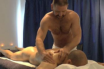 Sensual massage movies